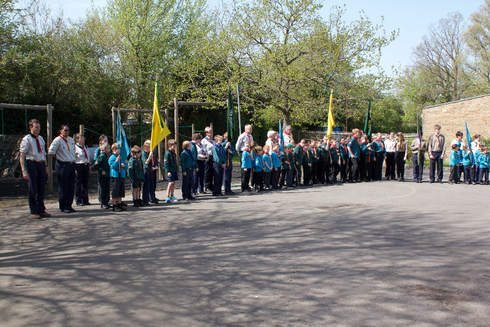 St George's Day Parade 2018, Staplehurst